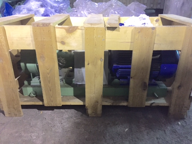 USED TECNICUM PROCESS PUMP WITH PVDF JOINTS