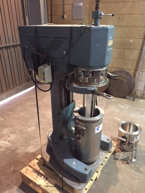 USED STAINLESS STEEL 25 LITRES PLANETARY MIXER