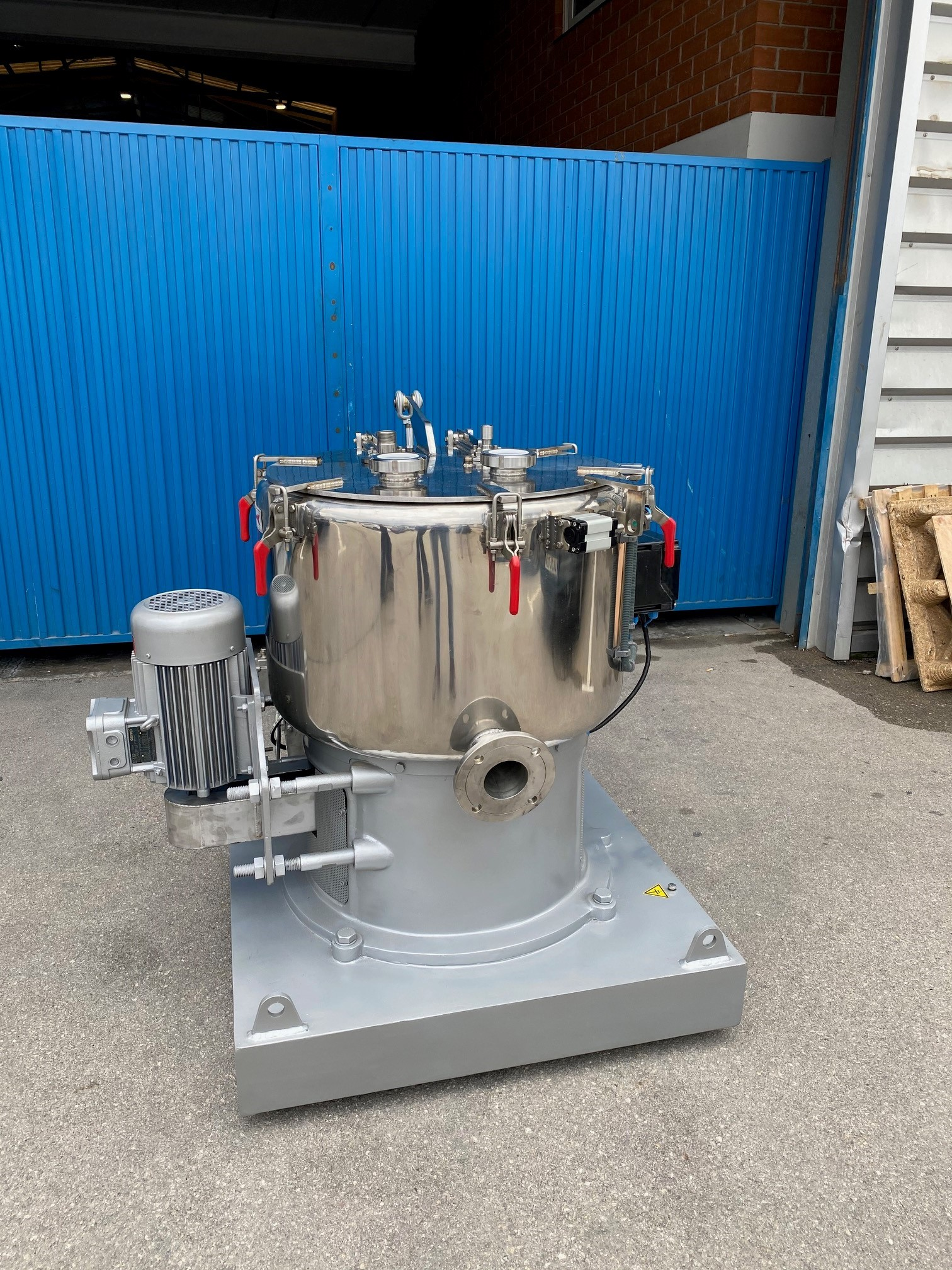 RECONDITIONED RTA-60 CENTRIFUGE